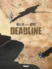 Deadline - Couverture - Format classique