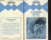 Le Dernier Secret - Couverture - Format classique