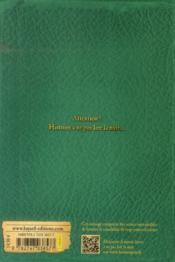 L'épouvanteur T.10 ; le sang de l'épouvanteur - 4ème de couverture - Format classique