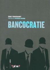 Bancocratie - Couverture - Format classique