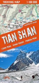 Tian Shan - Couverture - Format classique