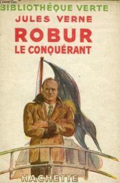 Robur Le Conquerant - Couverture - Format classique