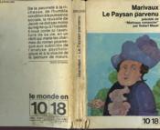 Le Paysan Parvenu. - Couverture - Format classique