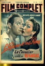 Stars Et Films - Tous Les Jeudis Film Complet N° 148 - La Brune De Mes Reves Et Le Cavalier Du Kansas - Couverture - Format classique