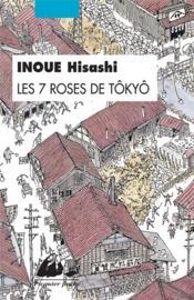 Les 7 roses de Tôkyô - Couverture - Format classique