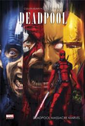 Deadpool - massacre marvel T.1 - Couverture - Format classique