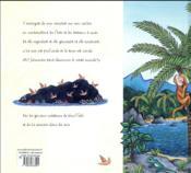 La baleine et l'escargote - 4ème de couverture - Format classique