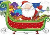 Maxi Noël ; Père Noël - Couverture - Format classique