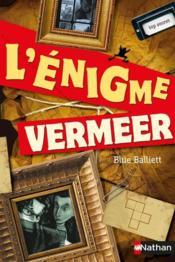 L'énigme Vermeer - Couverture - Format classique
