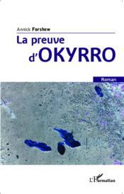 Le preuve d'okyrro - Couverture - Format classique