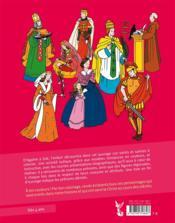 Les saints patrons à colorier - 4ème de couverture - Format classique