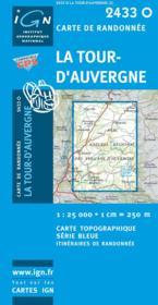 La tour d'Auvergne - Couverture - Format classique