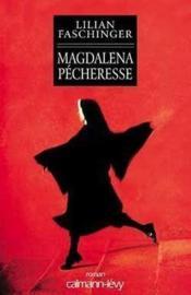 Magdalena Pecheresse - Couverture - Format classique