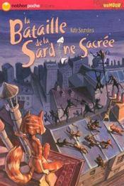 La bataille de la sardine sacrée - Intérieur - Format classique