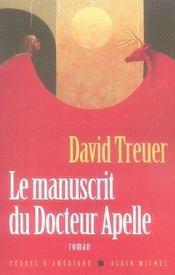 Le manuscrit du docteur apelle - Intérieur - Format classique