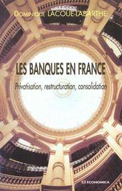Banques En France - Intérieur - Format classique