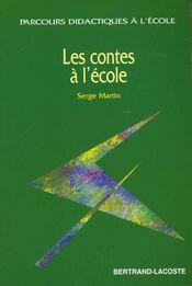 Les Contes A L'Ecole - Intérieur - Format classique