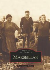 Marseillan - Couverture - Format classique