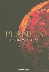 Planets - Intérieur - Format classique