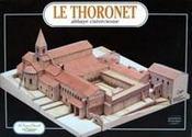 Le Thoronet ; abbaye cistercienne - Intérieur - Format classique