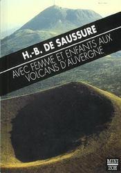Avec femme et enfants aux volcans d'Auvergne t - Intérieur - Format classique