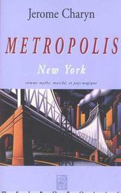 Metropolis - Intérieur - Format classique