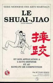 Le shuai-jiao - Couverture - Format classique