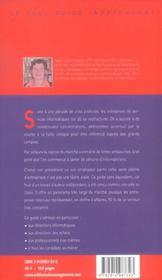 Le guide des ssii - 4ème de couverture - Format classique