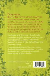Le courage du papillon - 4ème de couverture - Format classique