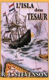 L'isla deu tesaur - Couverture - Format classique