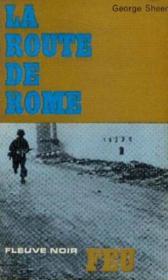 La route de Rome - Couverture - Format classique
