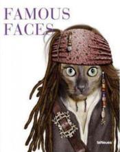Famous faces - Couverture - Format classique