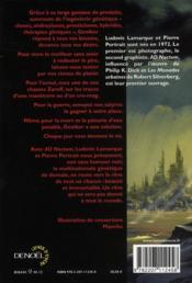 Les chroniques de Genikor ; ad noctum - 4ème de couverture - Format classique
