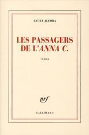 Les passagers de l'Anna C. - Couverture - Format classique