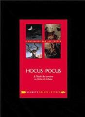 Hocus pocus ; à l'école des sorciers en Grèce et à Rome - Couverture - Format classique