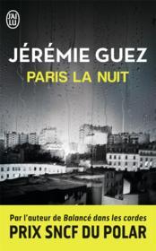 Paris la nuit - Couverture - Format classique