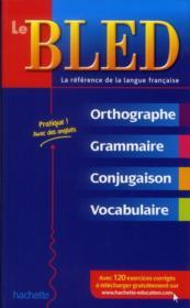 Bled ; Le Tout-En-Un - Couverture - Format classique