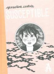 Susceptible - Couverture - Format classique
