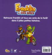 Franklin ; mes plus belles histoires pour les tout-petits - 4ème de couverture - Format classique