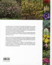 Les arbustes - 4ème de couverture - Format classique