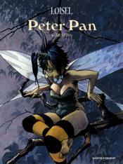 Peter Pan T.6 ; destins - Couverture - Format classique