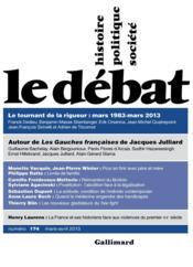Revue Le Débat N.174 - Couverture - Format classique