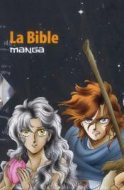 La bible en manga ; COFFRET T.1 A T.5 - 4ème de couverture - Format classique
