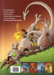 Gnomes de Troy T.4 ; trop meugnon - 4ème de couverture - Format classique
