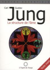 La structure de l'âme - Couverture - Format classique