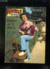Mireille L Intrepide N° 384. Sommaire: Panique Sur Le Rock, Nos Lecons De Crochet, Les Azteques Du Jardin Flottant... - Couverture - Format classique