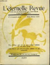 L'Eternelle Revue N°2 - Couverture - Format classique