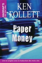Paper money - Couverture - Format classique