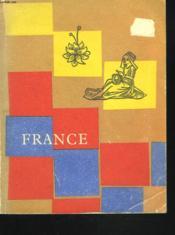 La France. Qu'Est-Ce-Que La France ? - Couverture - Format classique