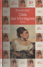 Olalla Des Montagnes - Couverture - Format classique